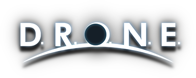 DRONE The Game logo